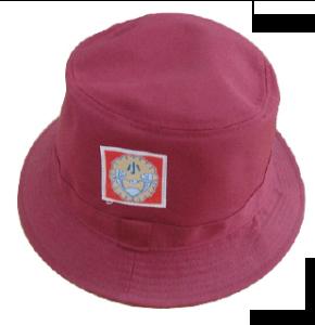 舞浜小学校 通学帽子